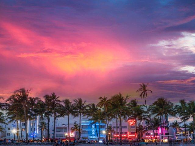 Florida Beach Wallpaper Sunset Florida Beaches Sunset Wallpaper