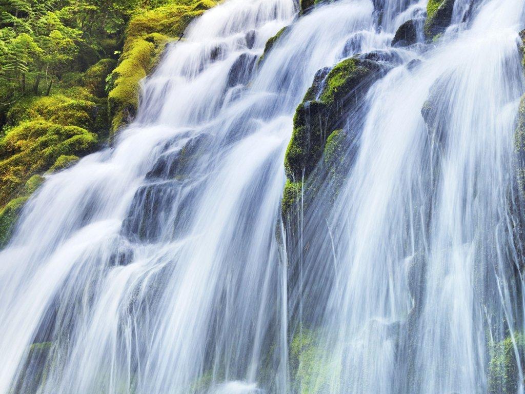 webshots waterfall