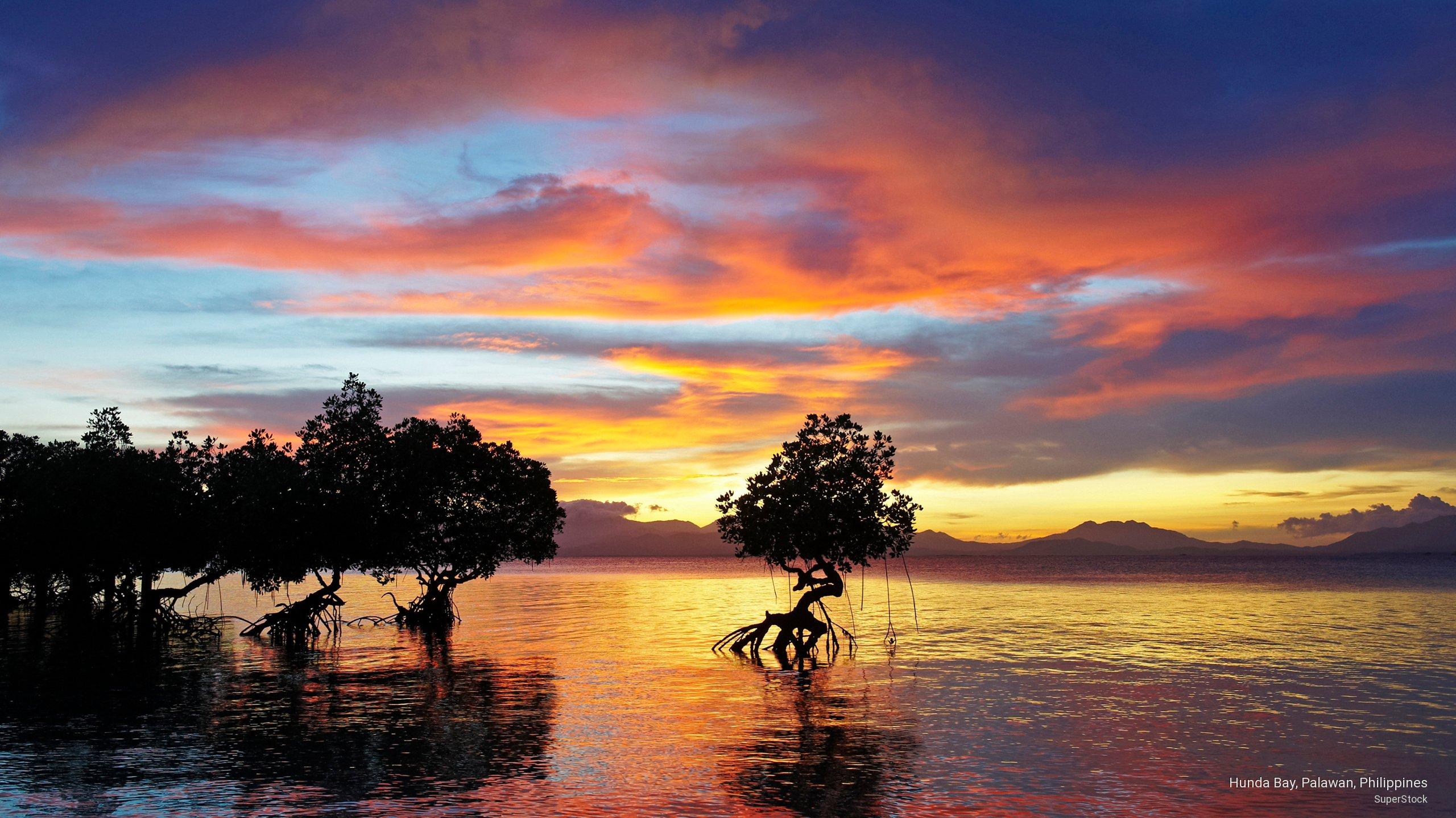 Hunda Bay, Palawan, Philippines