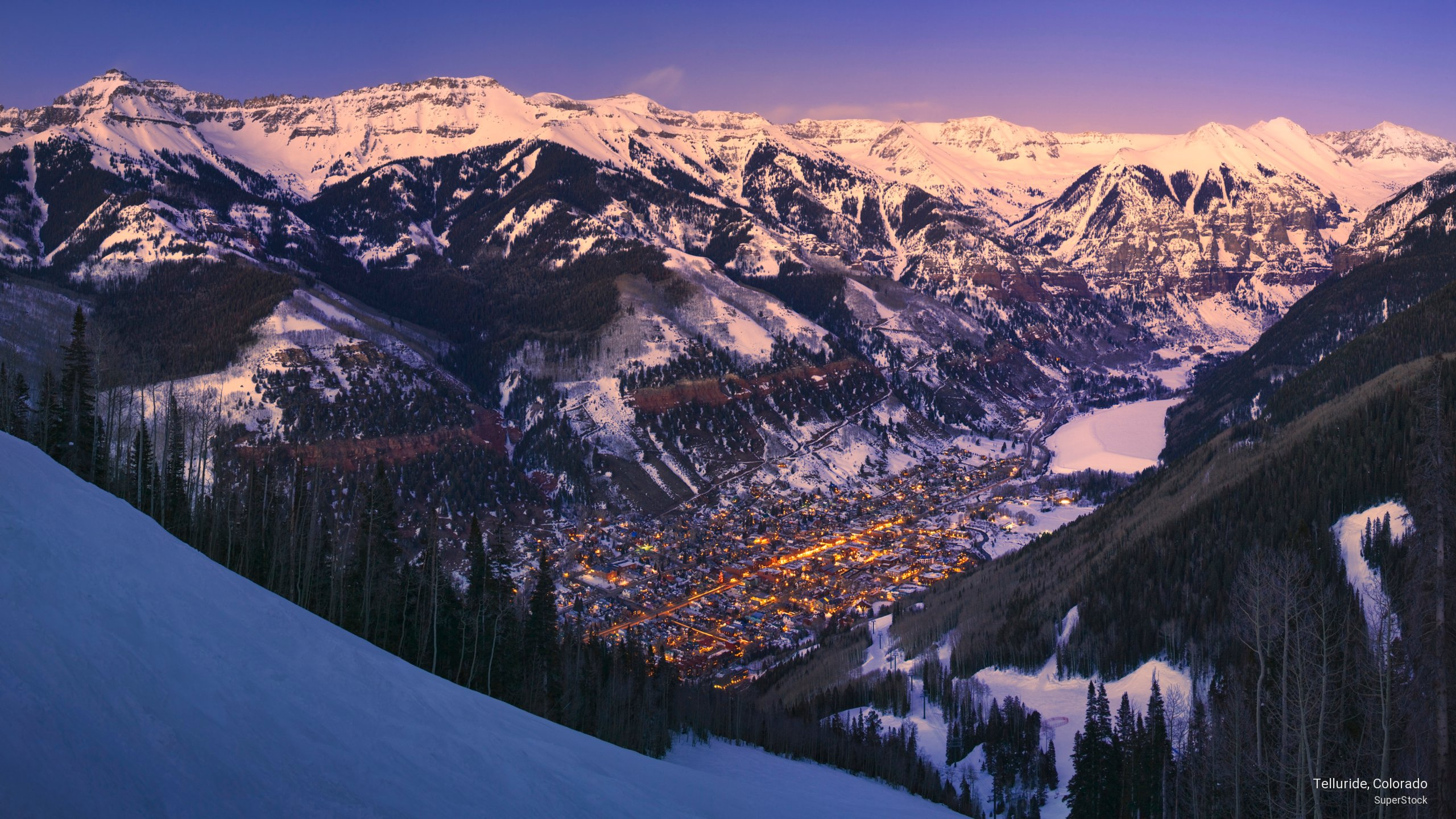 telluride colorado wallpaper